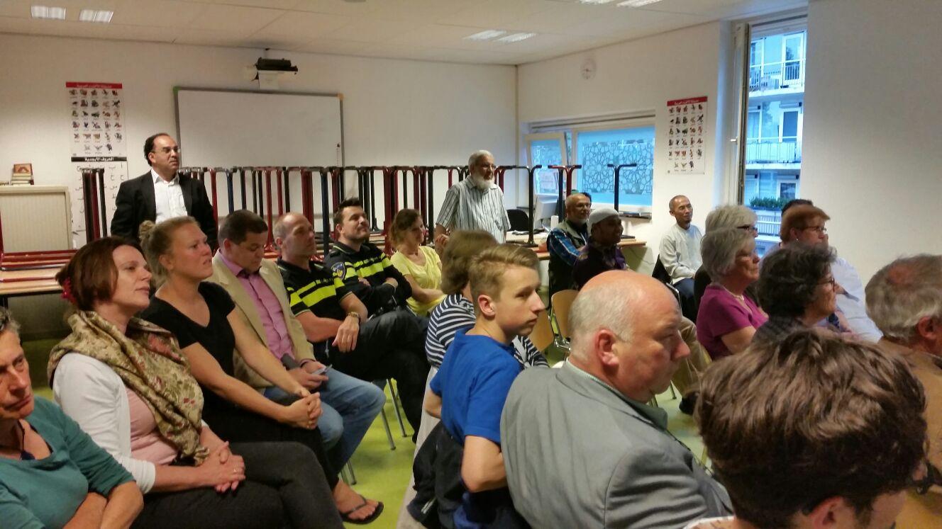 Dialog Lintas Agama di Utrecht
